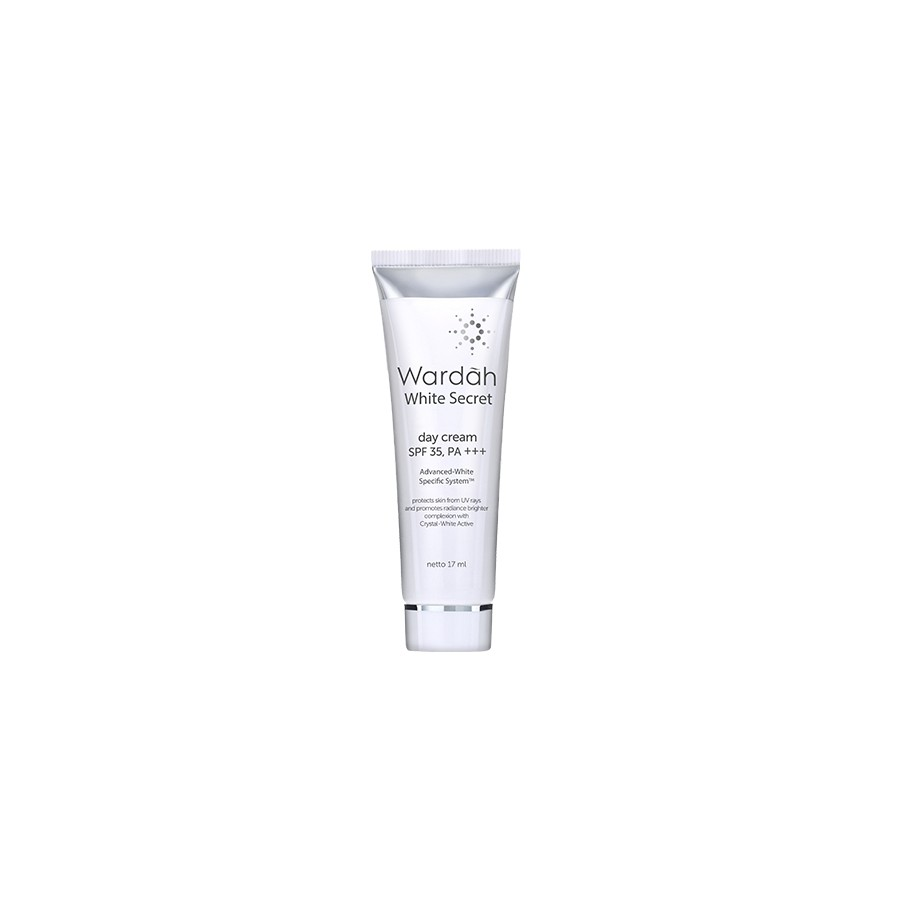White Secret Day Cream SPF 35