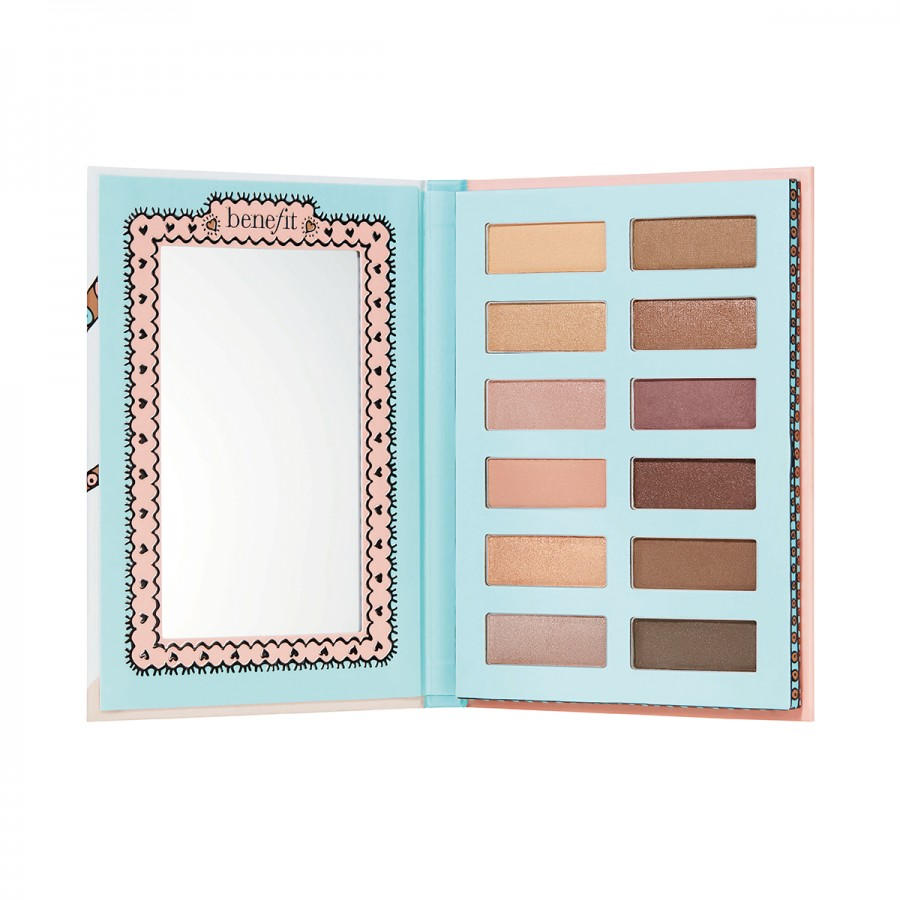 Vanity Flair Nude Edition Eye Palette