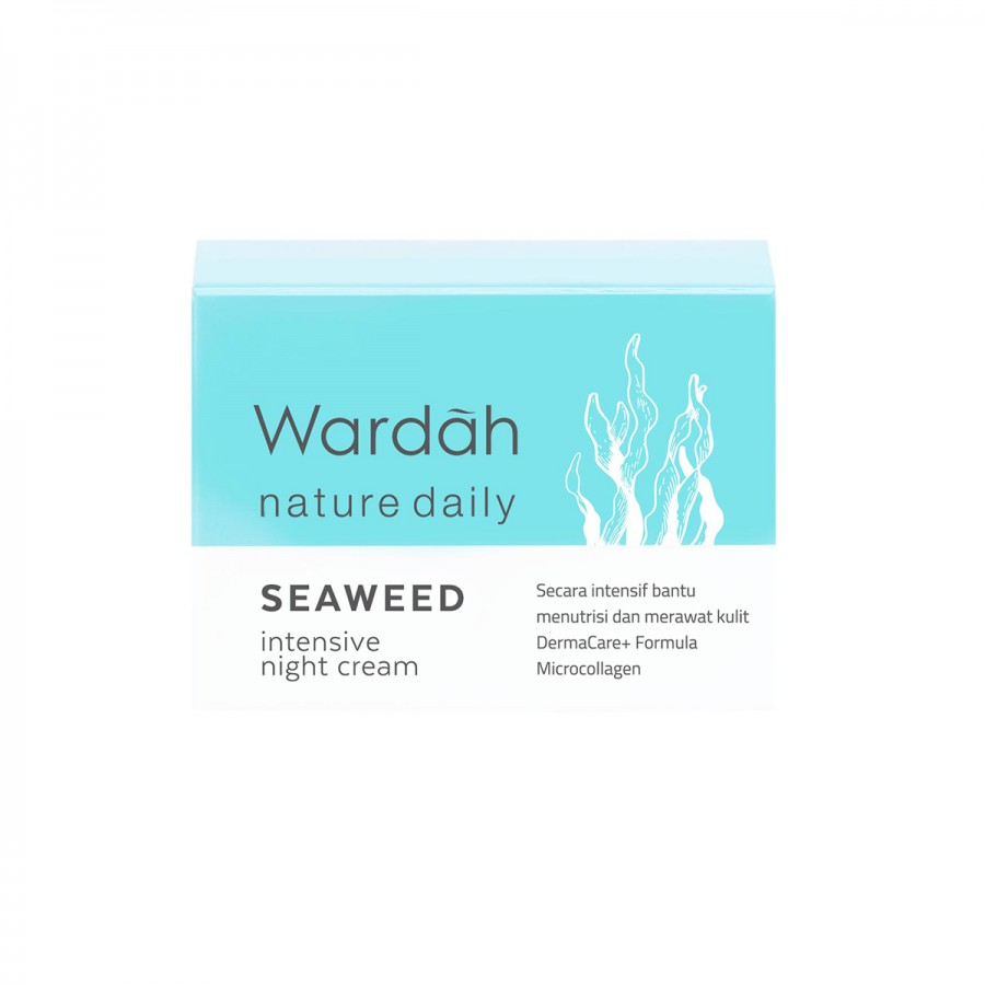Nature Daily Seaweed Intensive Night Cream