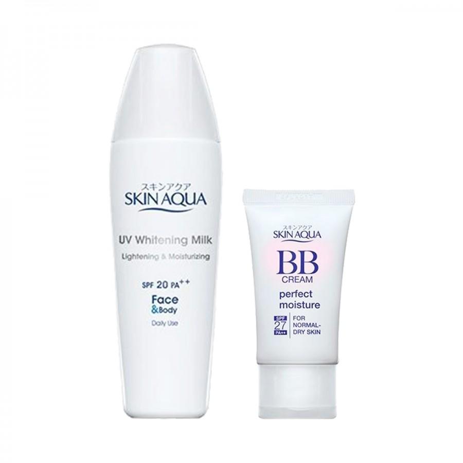 Skin Aqua BB Cream + Skin Care