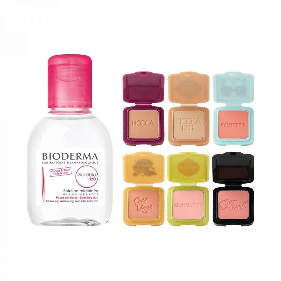 Benefit X Bioderma Holiday Set