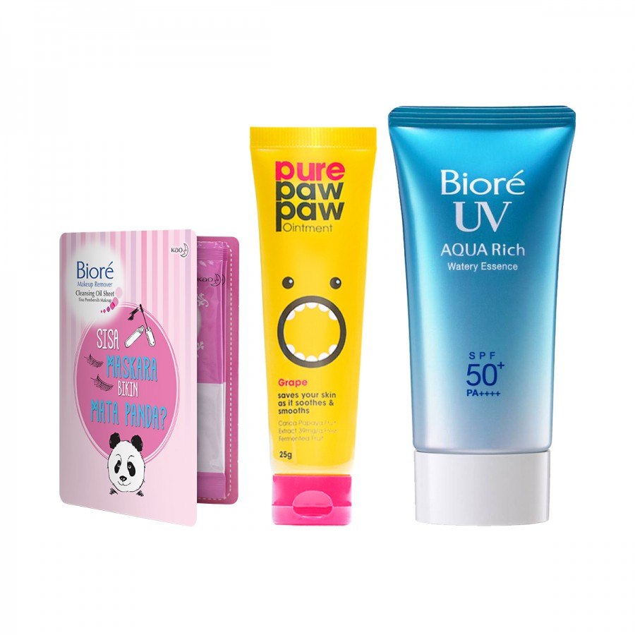Face and Lips Protect Set