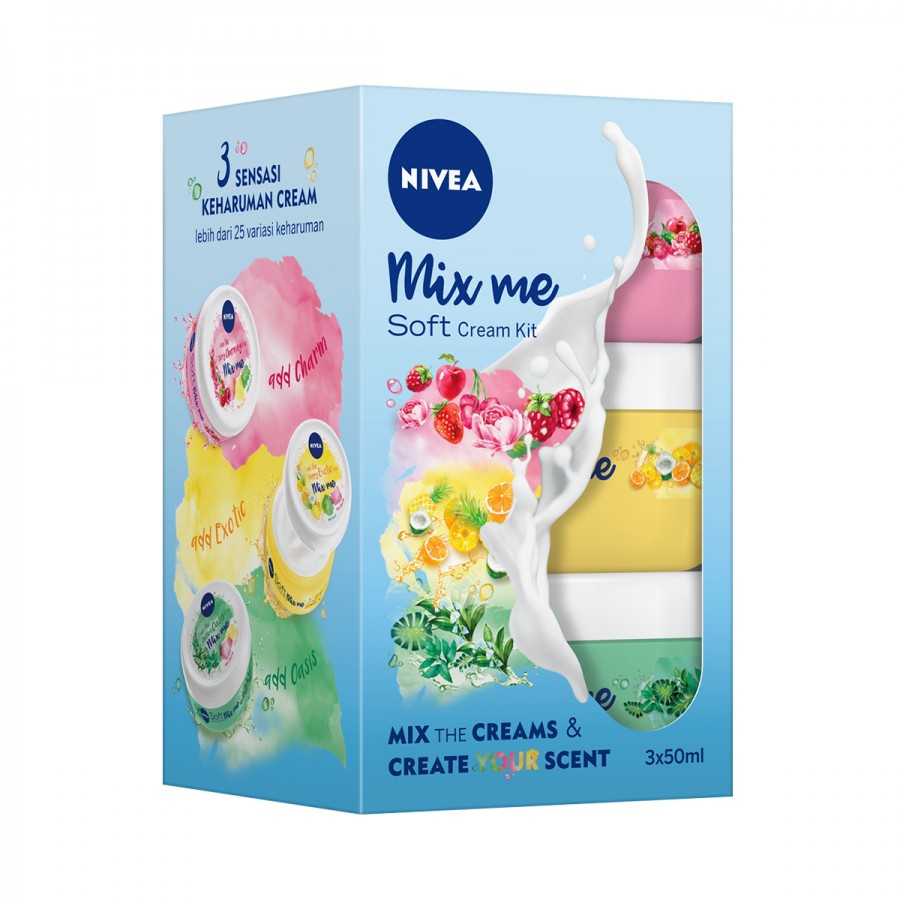 Soft Mix Me Multipack 3 x 50 ml