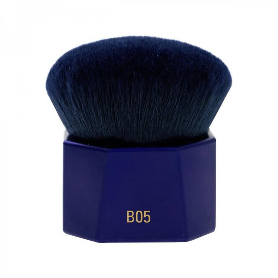 PowderBleu 1729 Plush Kabuki Brush