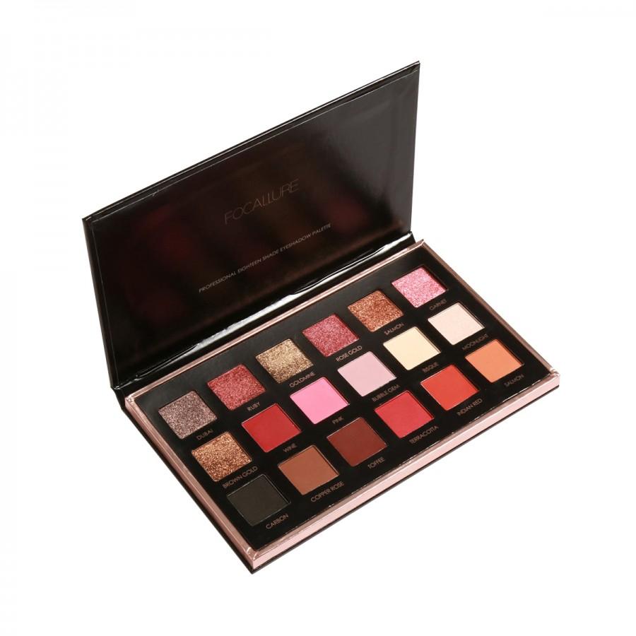 18 Colors Eyeshadow Pallete