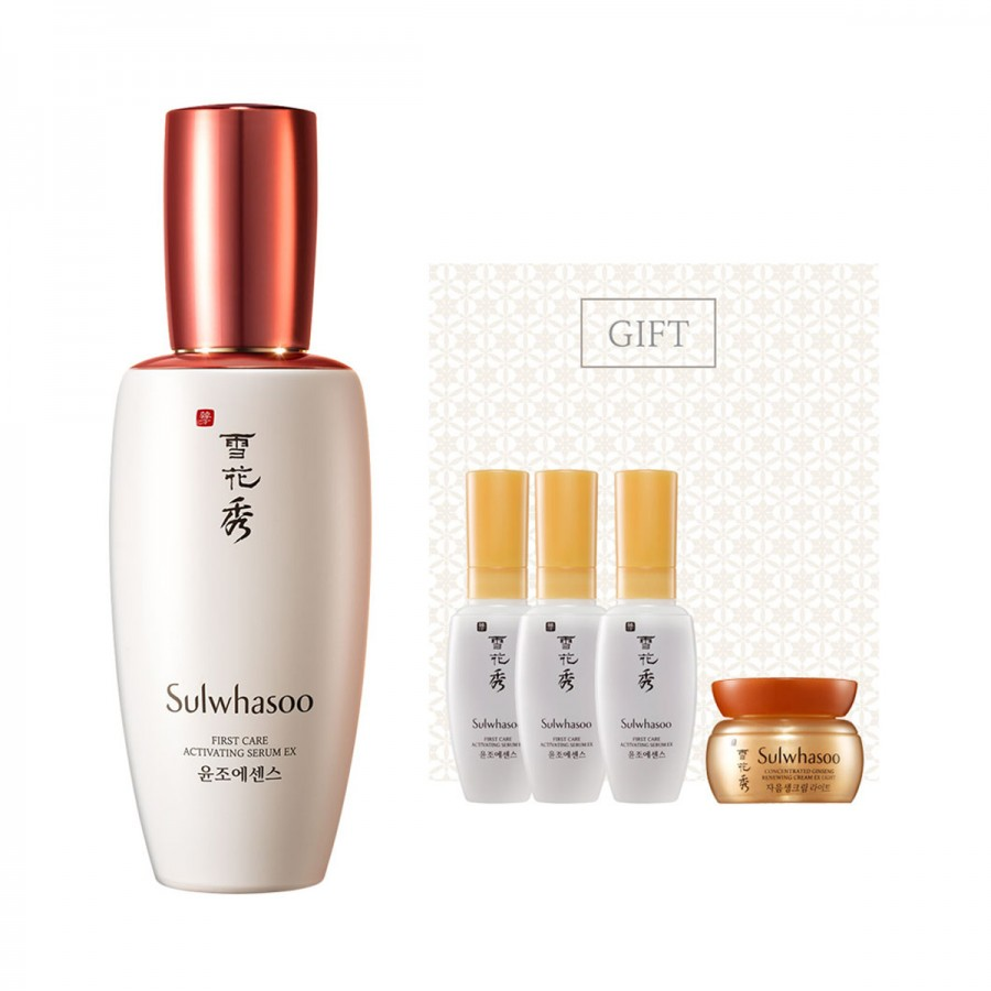 First Care Activating Serum EX Limited 2019