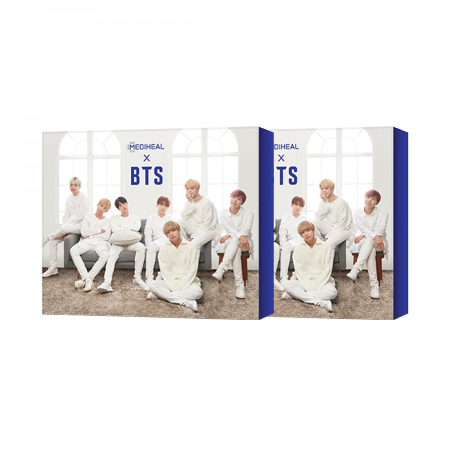 BTS Family (2x Mediheal x BTS Hydrating Set)