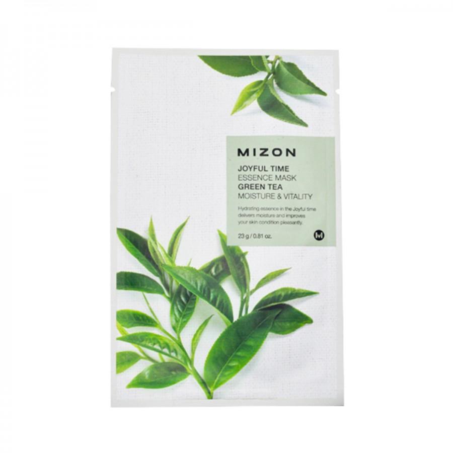 Joyful Time Essence Mask Green Tea