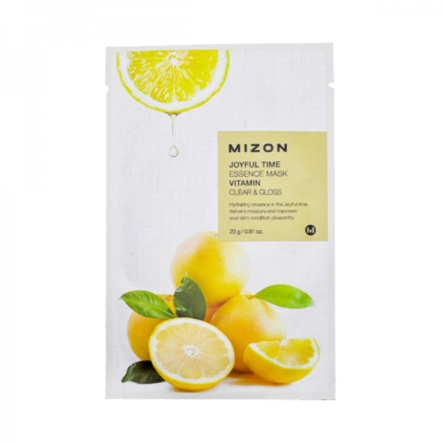 Joyful Time Essence Mask Vitamin