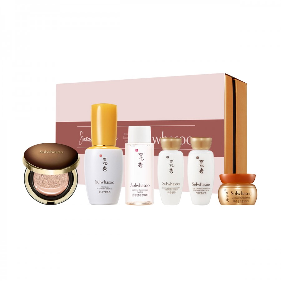 Sulwhasoo Beauty Journey Set