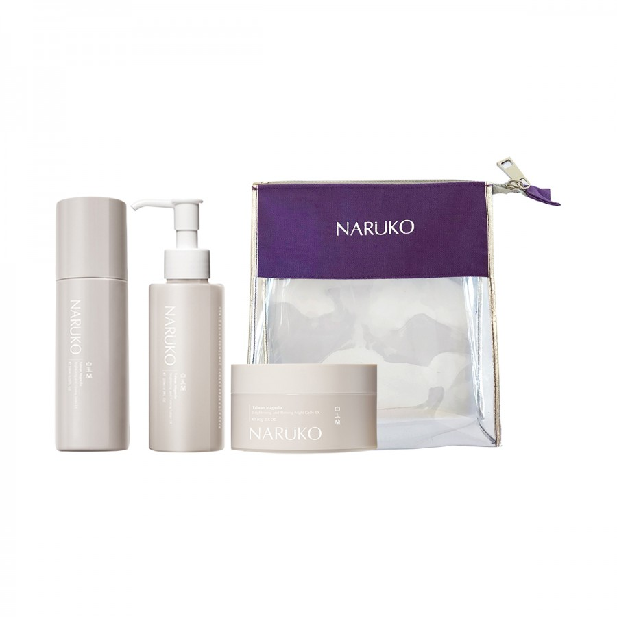 Magnolia Special Package + Free Pouch