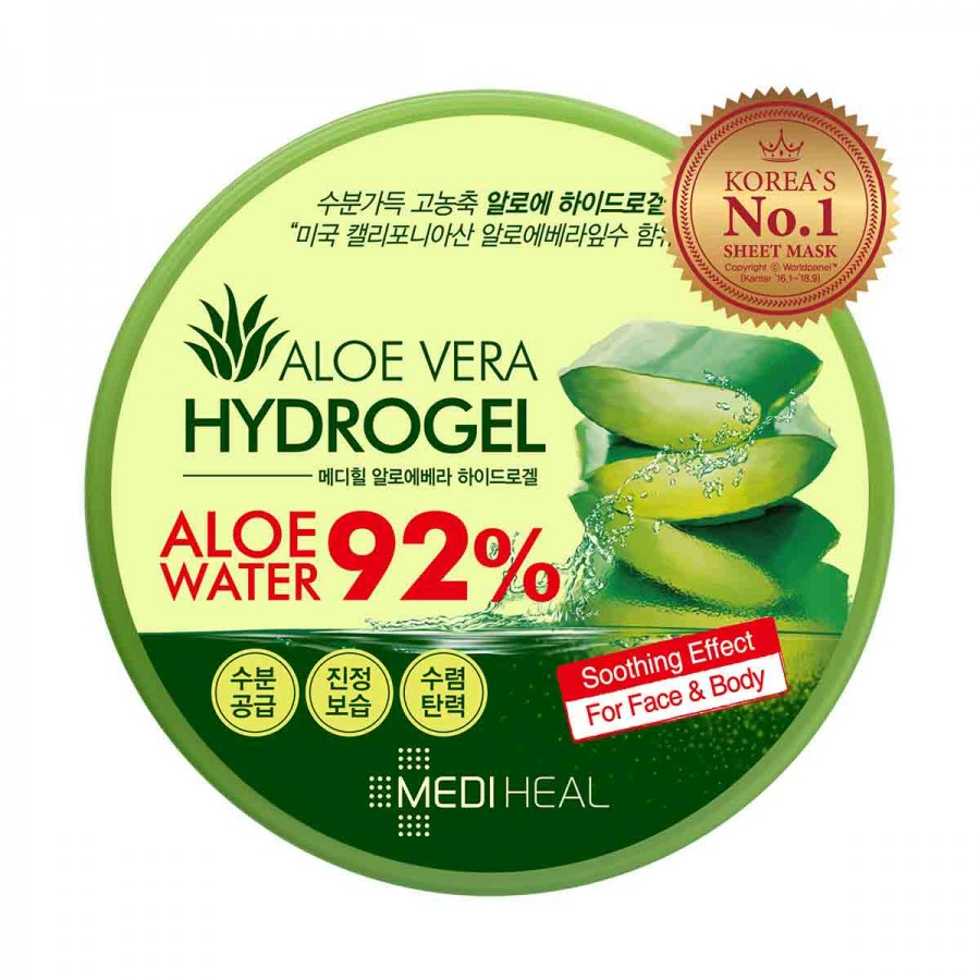 Mediheal Aloe Vera Hydrogel (92%)