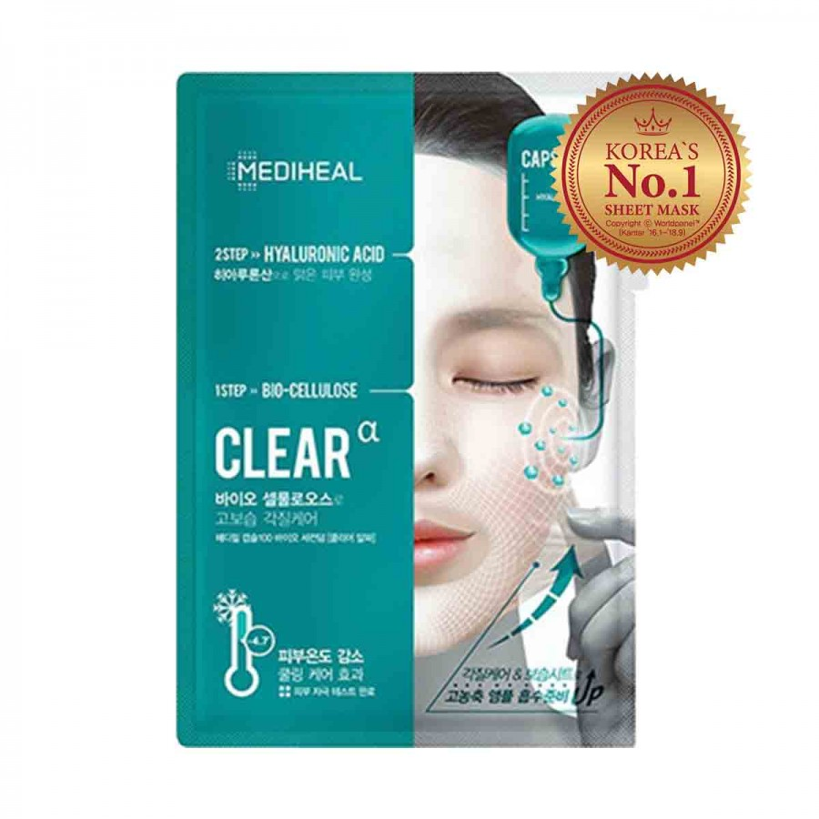 Capsule100 Bio SeconDerm Clear α