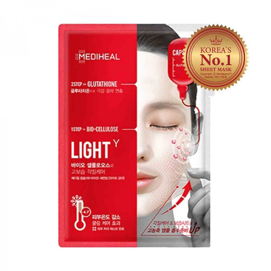 Capsule100 Bio SeconDerm Light γ