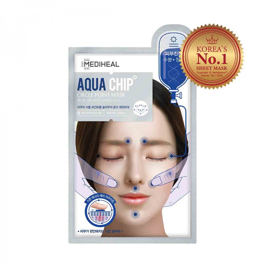 Circle Point AquaChip Mask