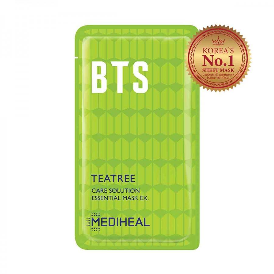 BTS Teatree Mask