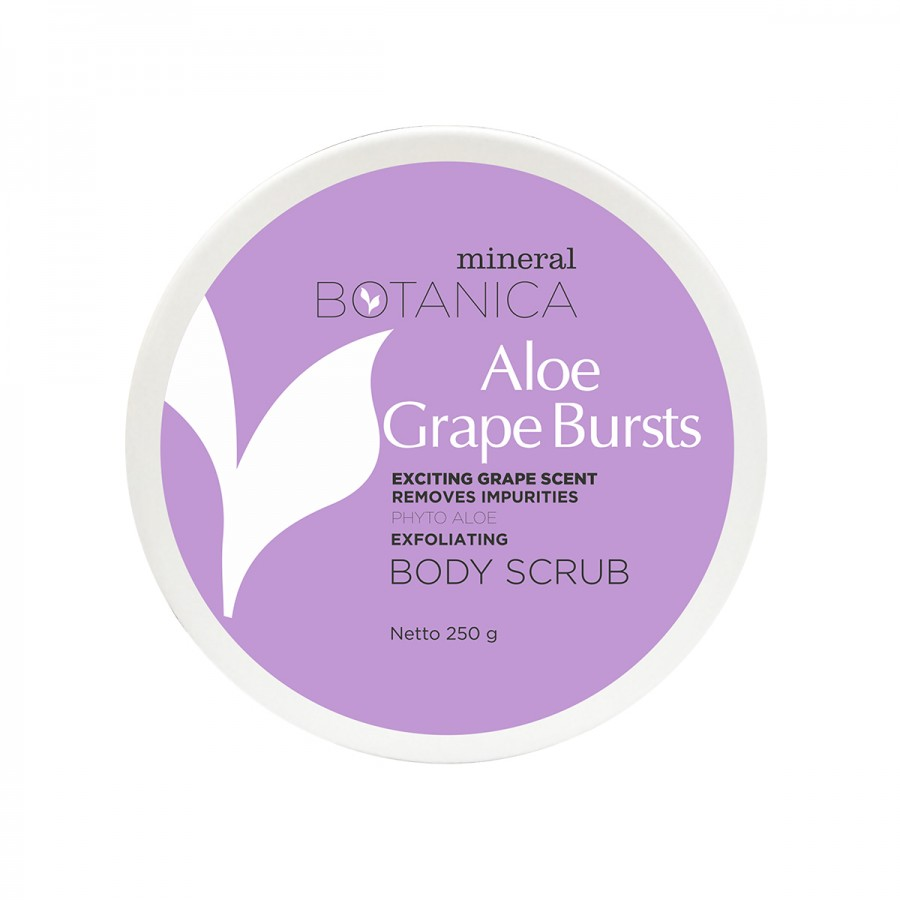 Body Scrub 250 gr