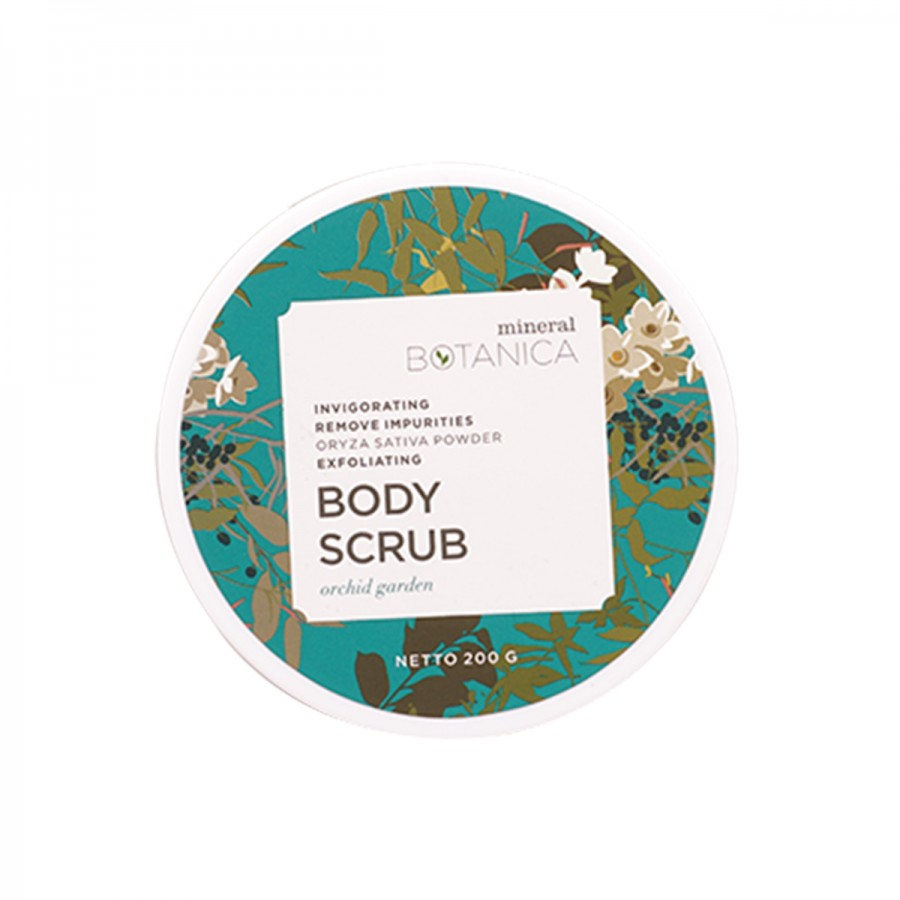 Body Scrub 200 gr