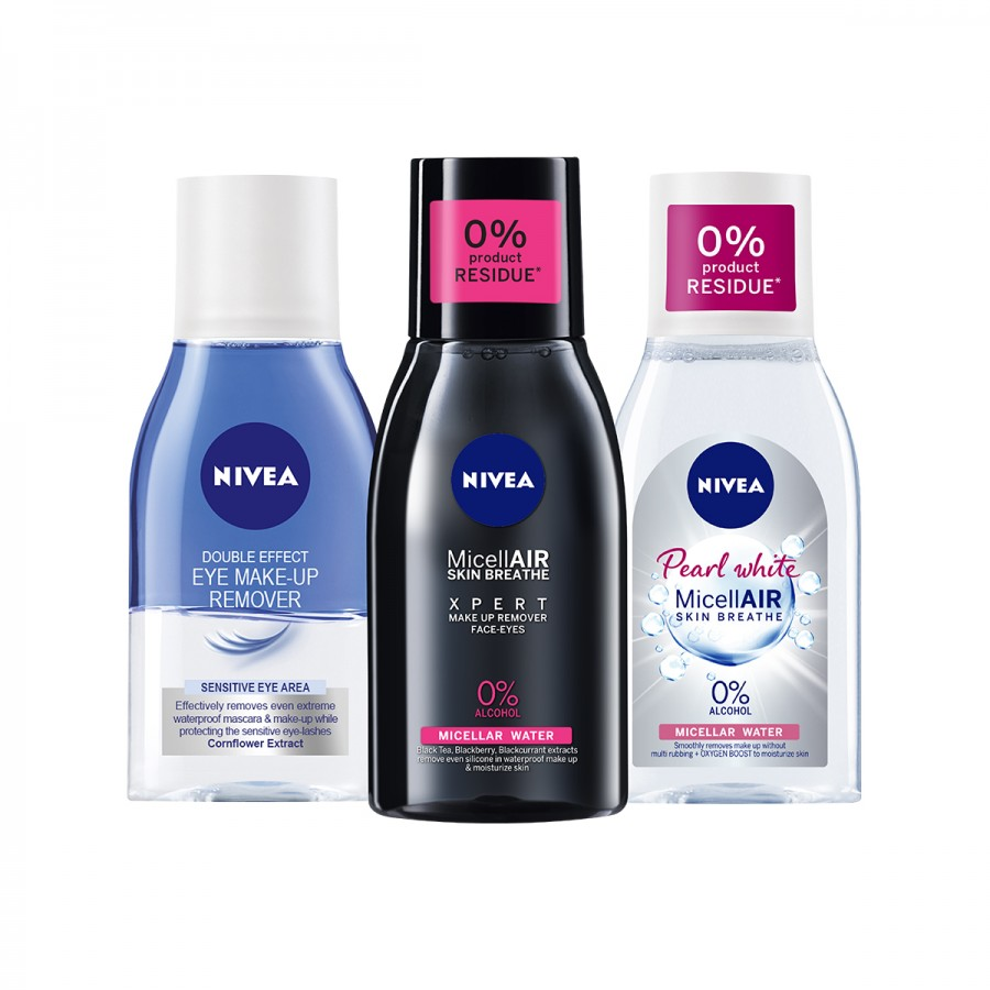 NIVEA Micellair Combo Package