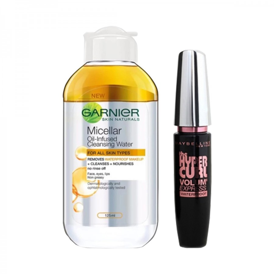 Volum Express Mascara + Micellar Water Biphase Set
