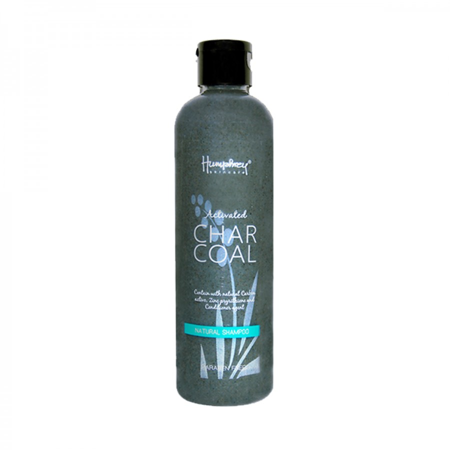 "Skin Care Activated Charcoal ""Detox"" Natural Shampoo 2"
