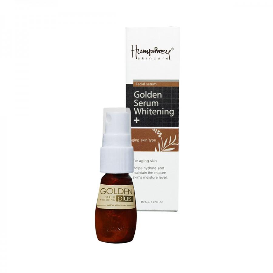 "Skin Care Serum Gold Whitening ""Plus"""
