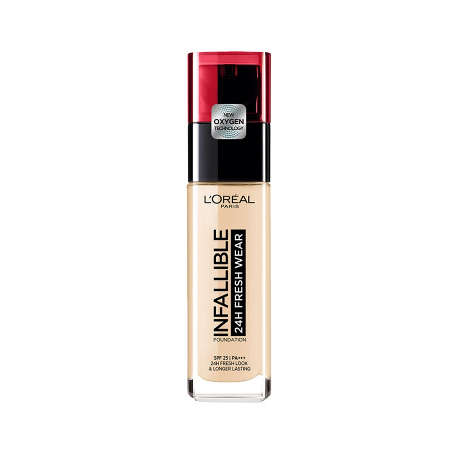 New Infallible 24 Hour Freshwear Foundation
