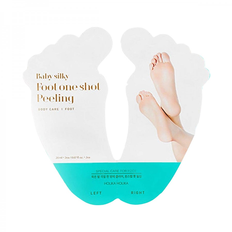 Baby Silky Foot One Shot Peeling AD