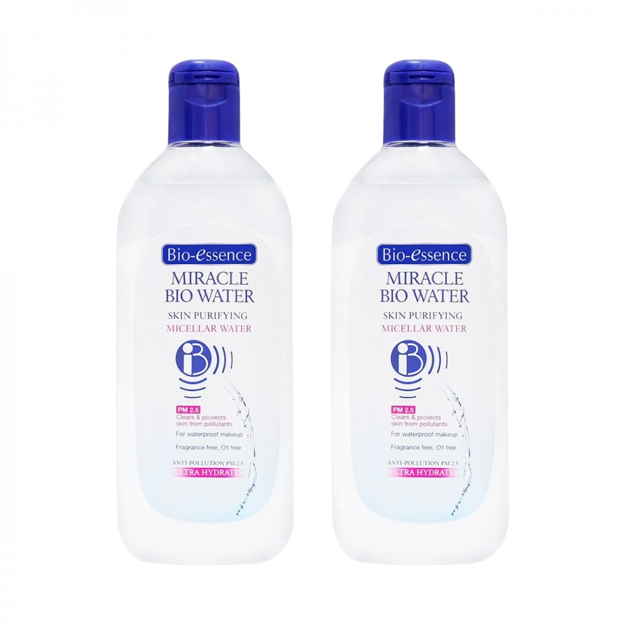 Micellar Water 400 ml Set