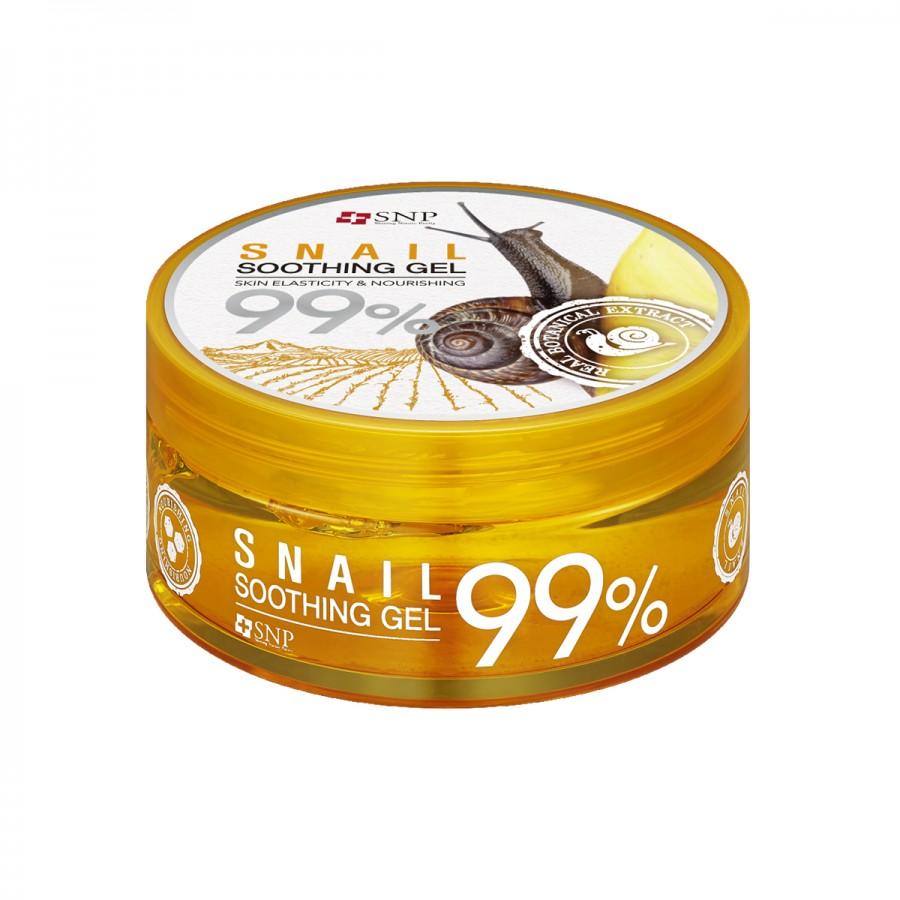 SNP Snail Soothing Gel