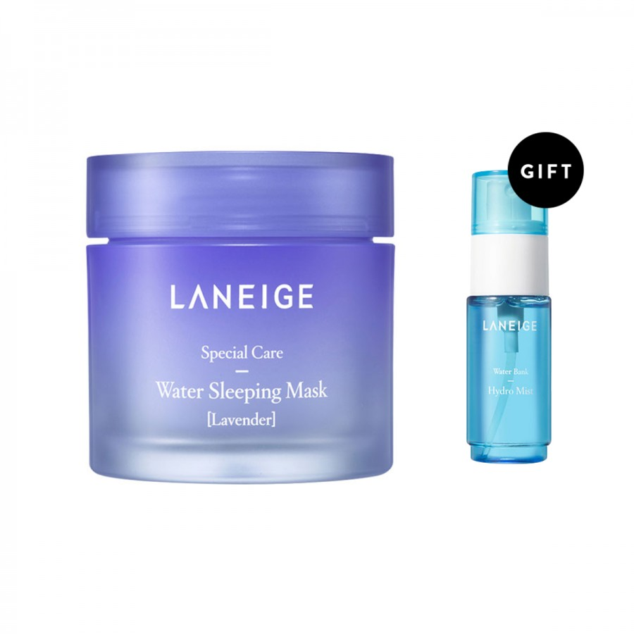 Water Sleeping Mask Lavender(OL0219)