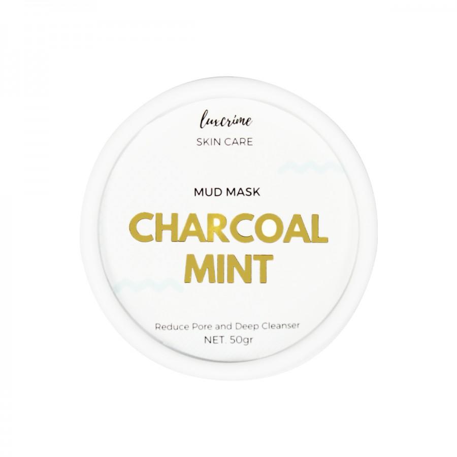 Charcoal Mint Mud Mask