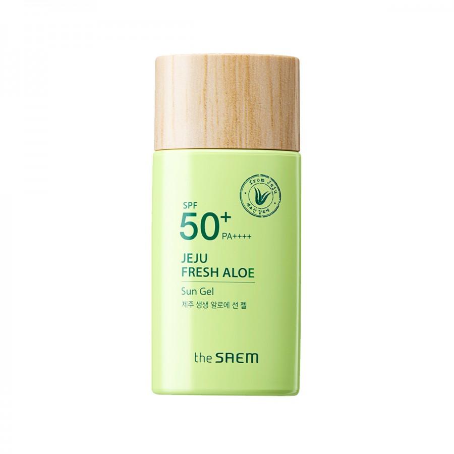 Jeju Fresh Aloe Sun Gel