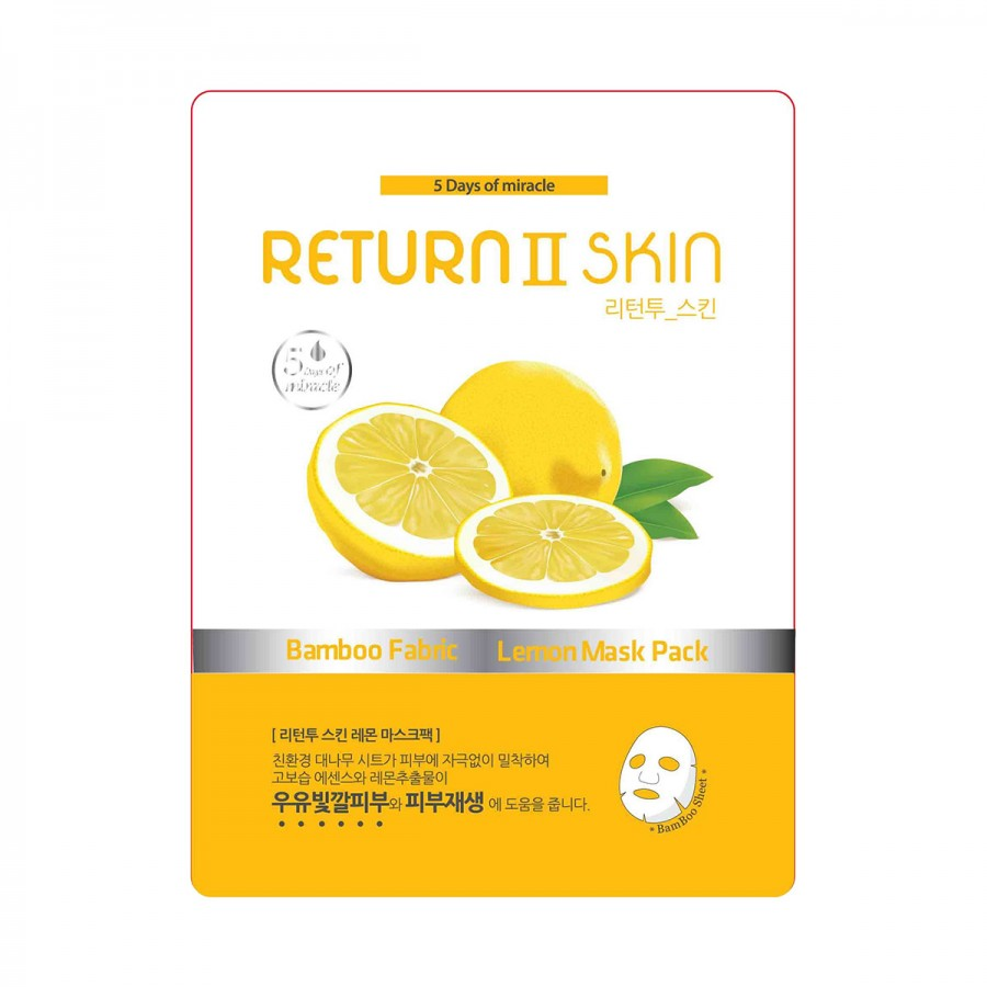 Return2Skin Lemon Mask 23 ml