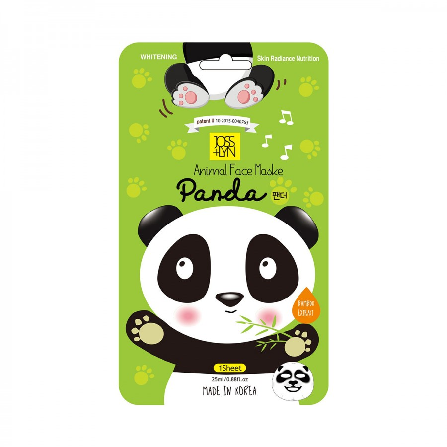 JOSS+LYN Panda Mask 25 ml