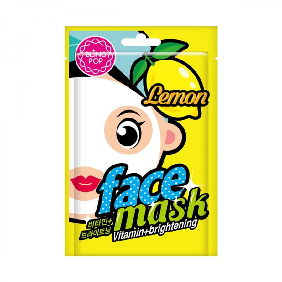 Blingpop Lemon Mask 20 ml