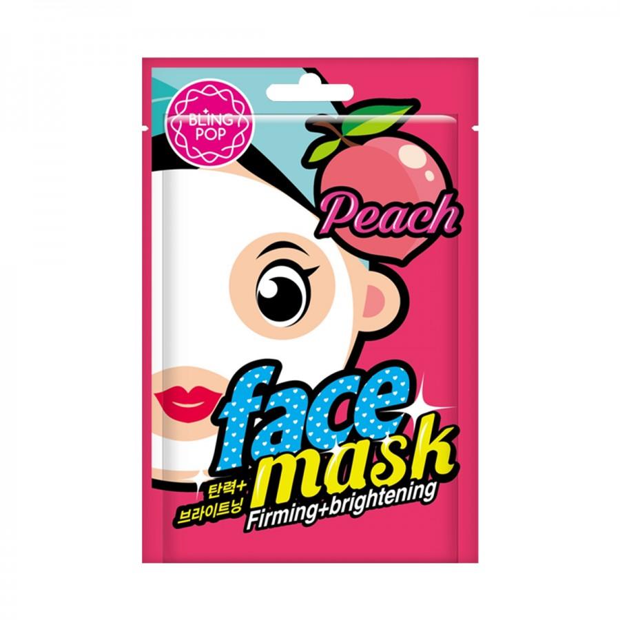 Blingpop Peach Mask 20 ml