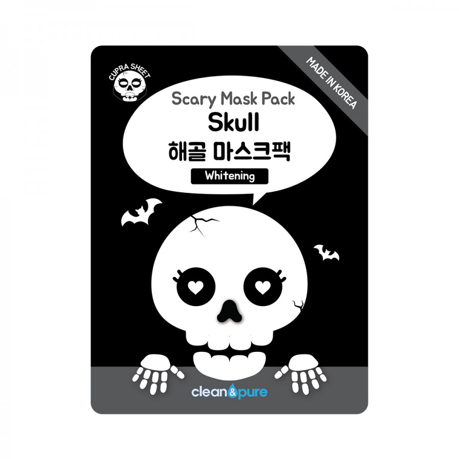 CLEAN&PURE Skull 23 ml