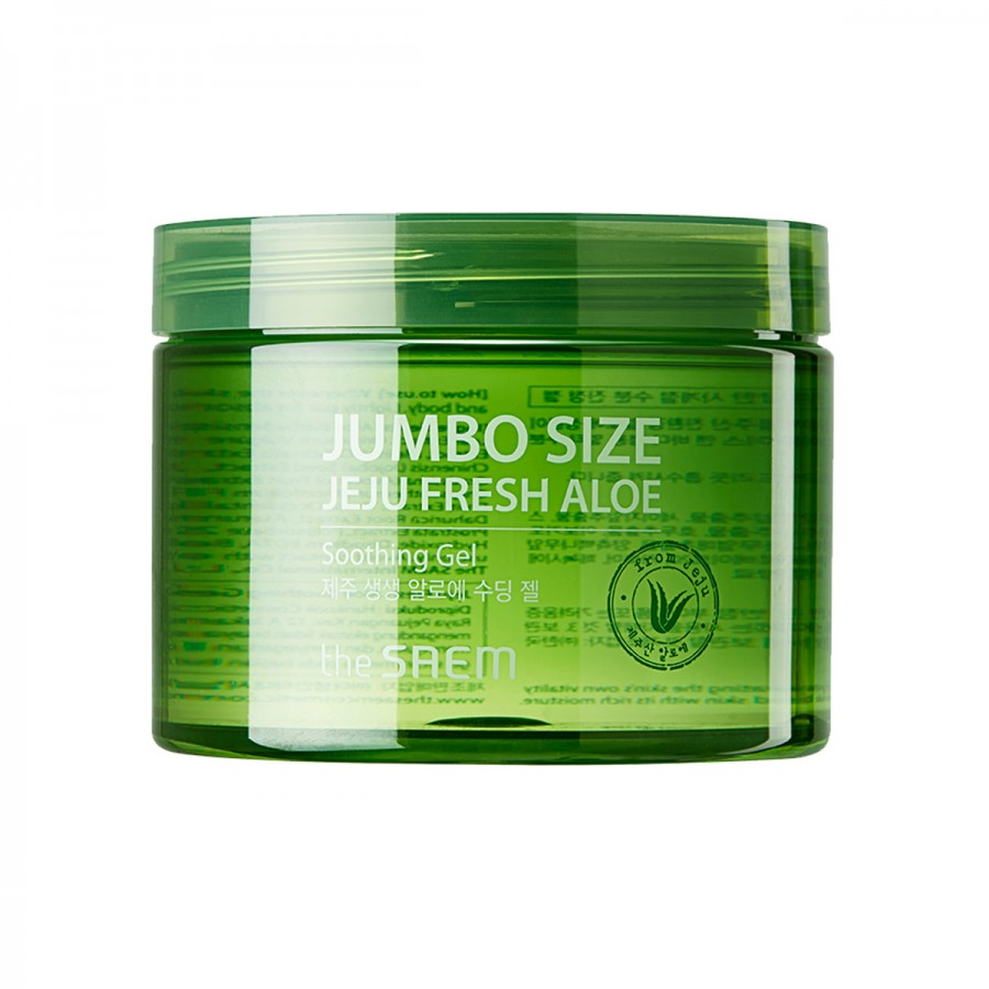 Jeju Fresh Aloe Soothing Gel 99% Jumbo 500 ml