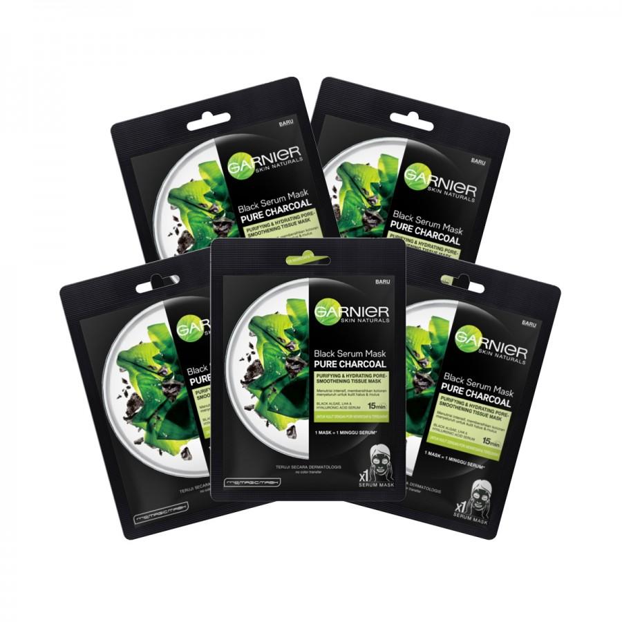 Black Algae Pack of 5 Set