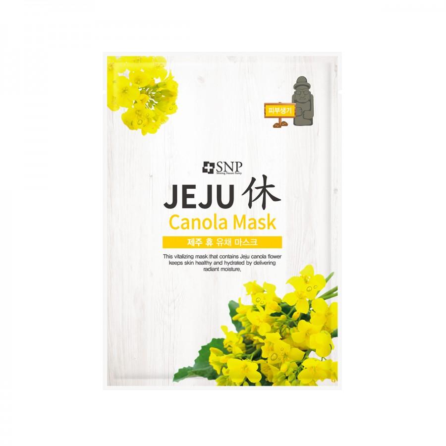 Jeju Rest Canola Mask