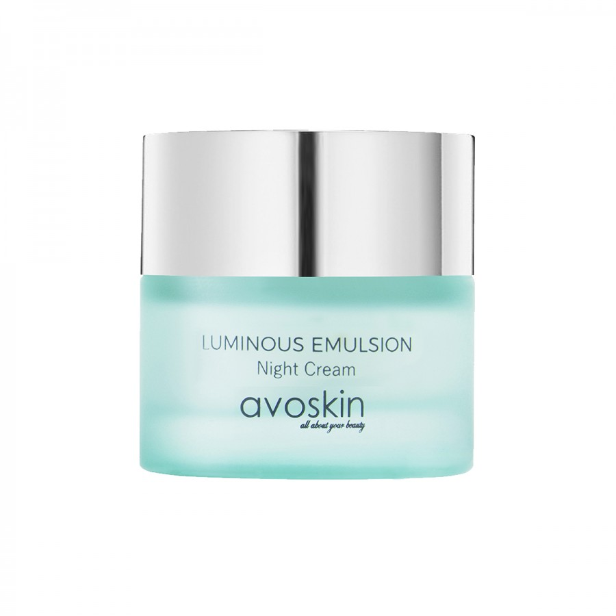 Avoskin Luminous Emulsion Night Cream