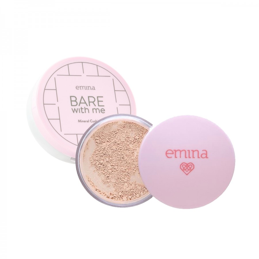 Bare With Me Special Bundle Loose Powder + Cushion