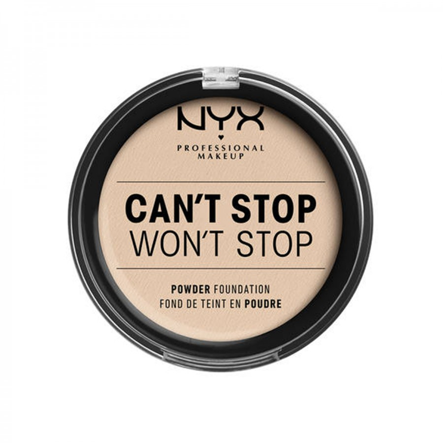 Can't Stop Won't Stop Full Coverage Powder Foundation