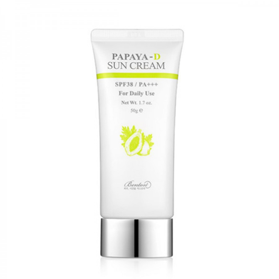 Papaya D-Sun Cream