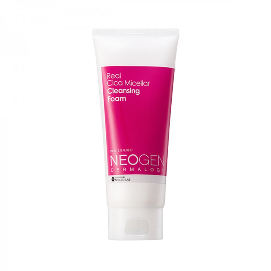 Dermalogy Real Cica Micellar Cleansing Foam