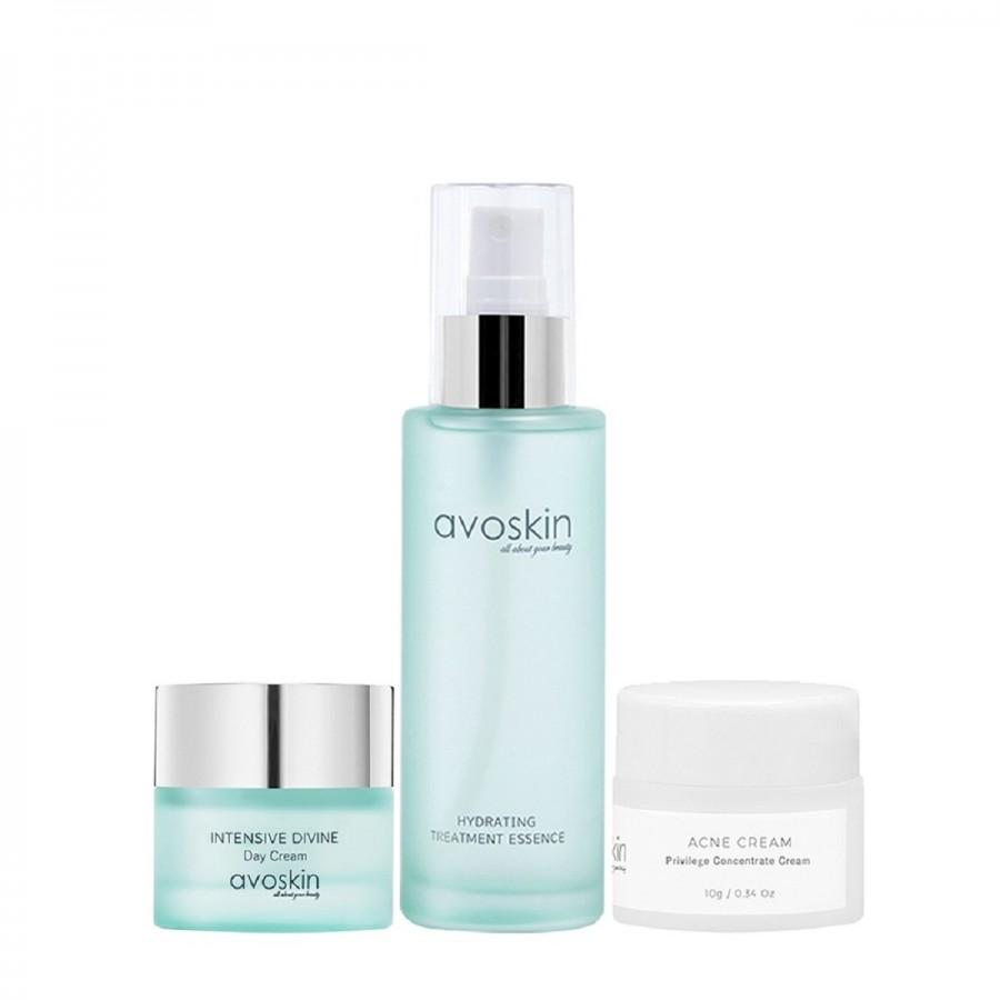 Avoskin Micro Targeting Acne Series