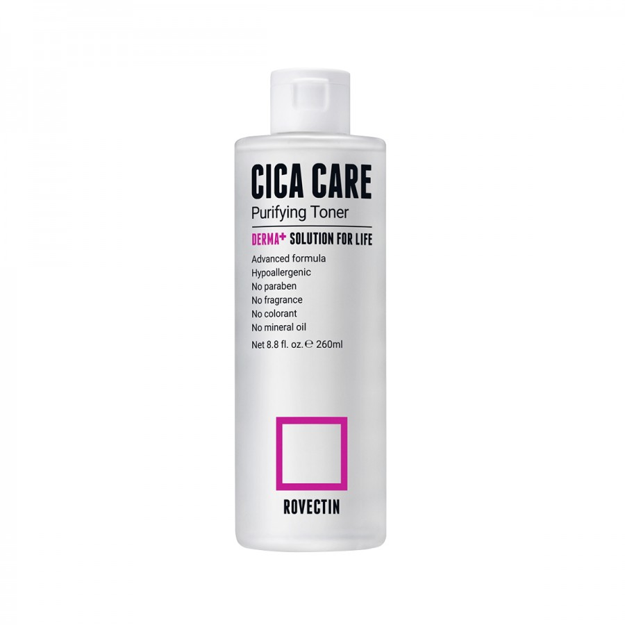 Cica Care Purifying Toner