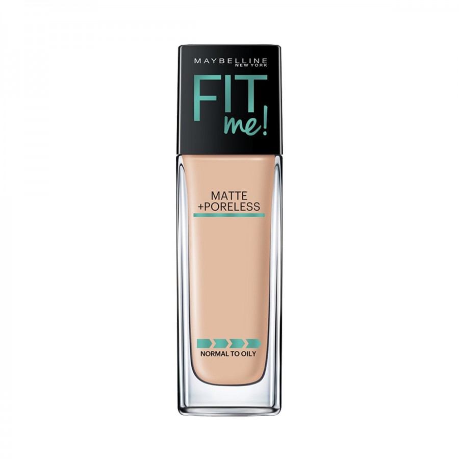 Fit Me! Matte Poreless Foundation