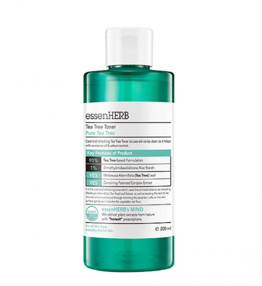 EssenHerb TEA TREE Toner